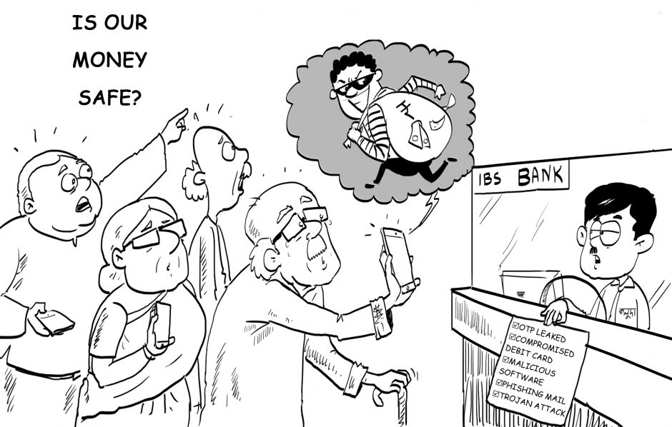 Cartoon-on-Yes-bank-crisis-in-india